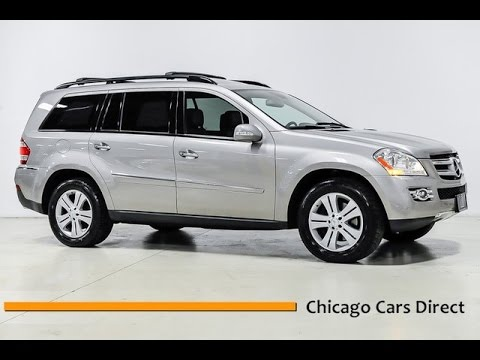Chicago Cars Direct Reviews Presents A 2007 Mercedes Benz Gl Cl