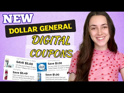 MORE FREEBIES AT DOLLAR GENERAL!! CLIP THESE DIGITAL COUPONS NOW!