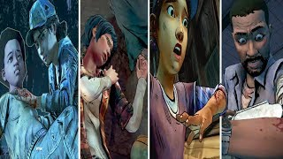 The Most Intense Surgical Moments In Telltale's The Walking Dead Series (2012-2019)