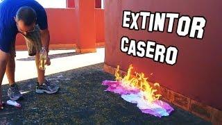 ✔ Cómo Hacer un Extintor Casero de Supervivencia