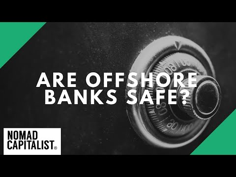 Are Offshore Banks Safe and Secure?