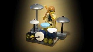 레고 드럼 만들기, [창작 레고 강좌] 드럼 만드는 법