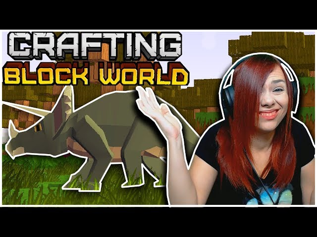 Crafting Block World - Ez most akkor Minecraft?!
