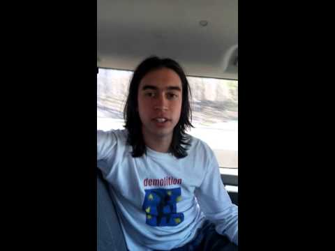 Interview with Alex G and some of the band while on their way to a show in NYC! Very cool stuff etc!