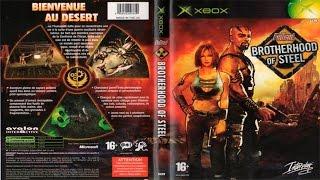 Fallout Brotherhood of Steel [XBOX] FULL Walkthrough