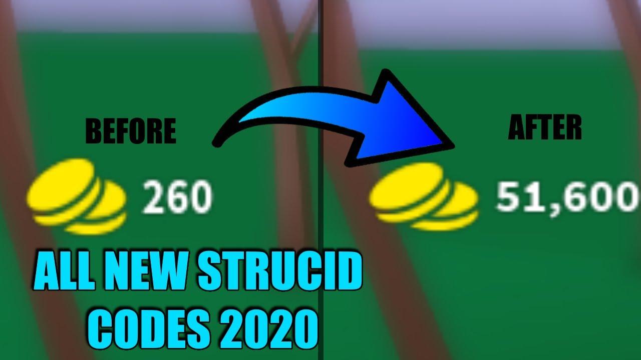 Strucid Roblox Codes 2020 May