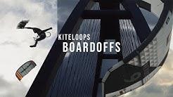 Fehmarn Big Air Kiteloops und Boardoffs um 4 Uhr Morgens