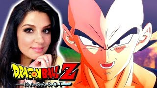 Dragon Ball Z Kakarot, combat contre Vegeta & Nappa ! Let's Play FR #2