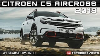 2019 CITROEN C5 AIRCROSS Review Rendered Price Specs Release Date