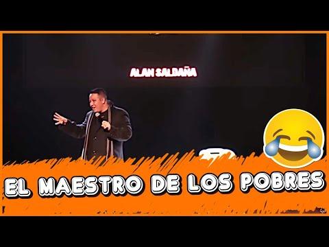 Alan Saldaña / El Maestro De Los Pobres