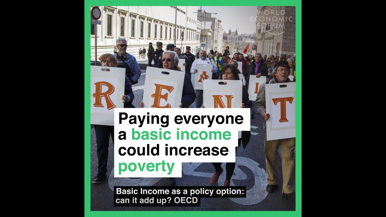 Paying everyone a basic income could increase poverty