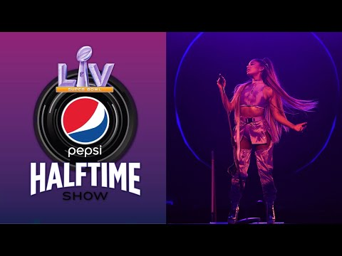 Ariana Grande's FULL EXTENDED Pepsi Super Bowl LV Freetime Show (Concept – 2nd Part)