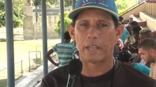Narcisso Rodriguez es terapista del Atlantico Futbol Club Puerto Plata