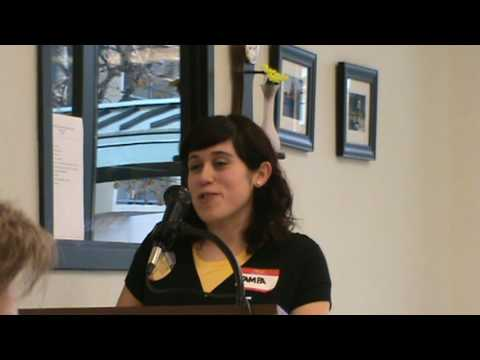 Pampa Rotolo: Story of Conservatory Lab Charter School Organizing in Brighton MA 2009