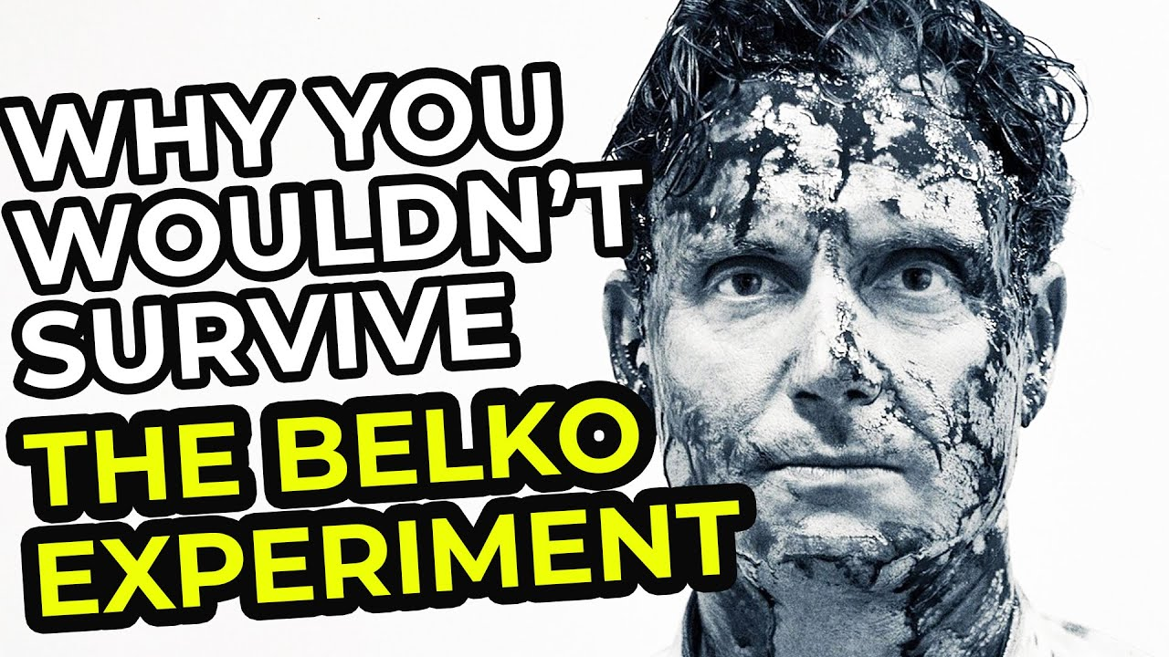 Download Why You Wouldn't Survive The Belko Experiment