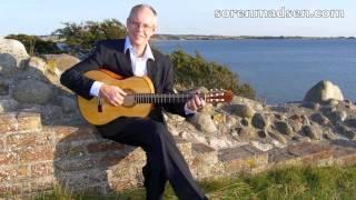 Canon in D (Pachelbel) - Danish Guitar Performance - Soren Madsen