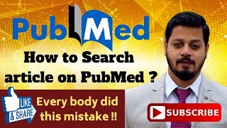 How to get a precise search on PubMEd ??