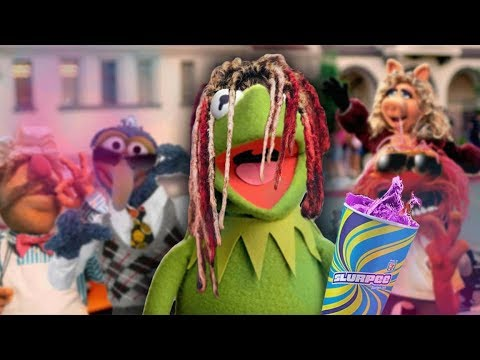 Kermit Raps Gucci Gang by Lil Pump