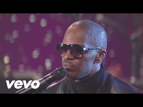 Jamie Foxx - Overdose (Live on Letterman)