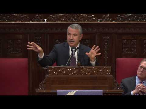 """Thomas Friedman - """"Thriving in an Age of Acceleration"""""""
