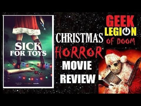 Download SICK FOR TOYS ( 2018 Camille Montgomery ) Christmas Horror Movie Review
