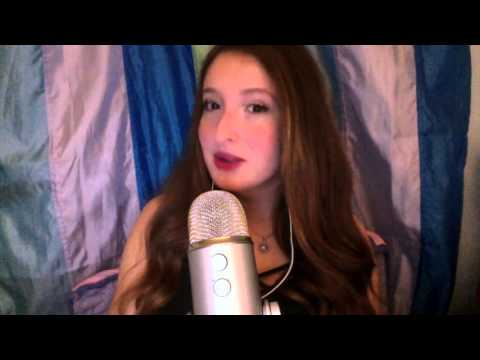 ☆ASMR: Reading New Years Resolutions! *Ear to Ear Whisper* ☆