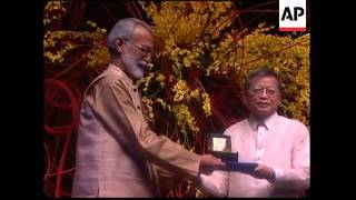 Myanmar activist among recipients of Asian version of Nobels