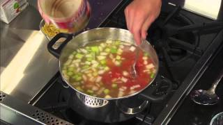 Turkey Minestrone Soup - Great Tastes 2013