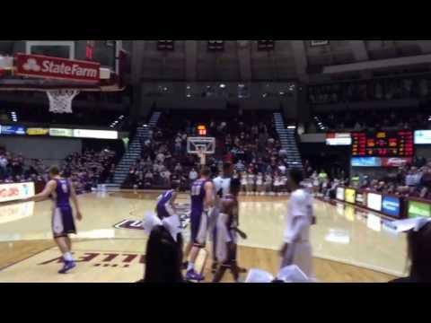 Desmar Jackson Game Winner vs Northern Iowa