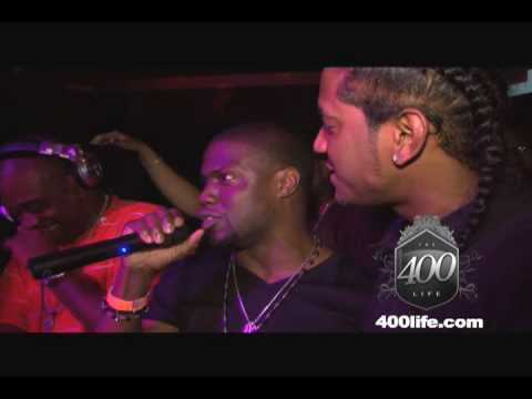 Lloyd and comedian Kevin Hart perform at The 400 Club Saturdays @ CAMEO in South Beach