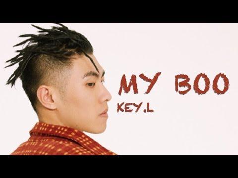 【KEY.L 刘聪】My Boo(歌词版)Prod. $CC731