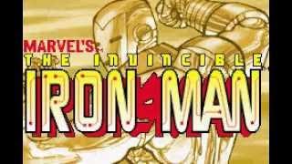 The Invincible Iron Man Intro Game Boy Advance