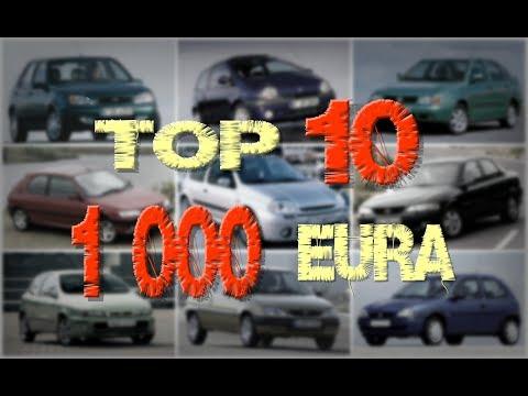 Najbolji Auto Do 1 000 Youtube