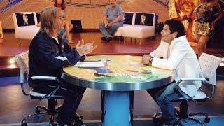 Eber Ludueña con Maradona - La Noche del 10 - Pared a Bochini thumbnail