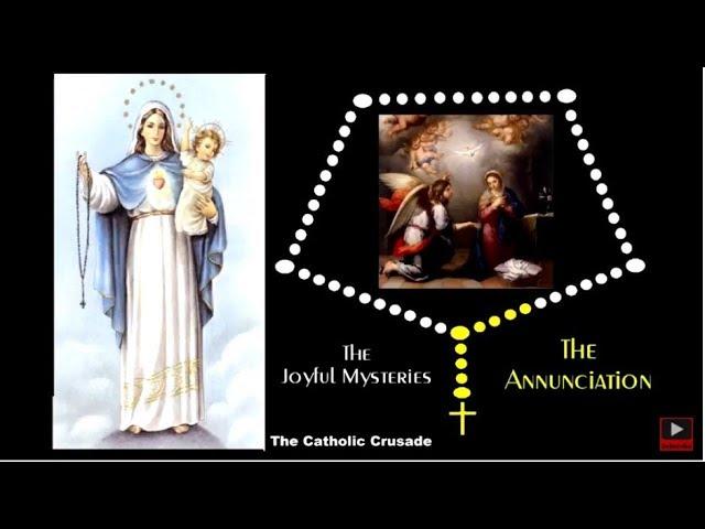 The Joyful Mysteries of the Rosary