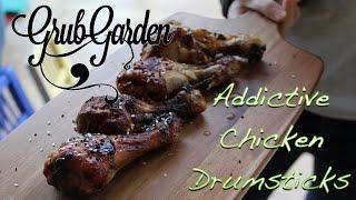 Addictive Chicken Drumsticks | By Grub Garden