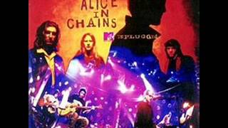 Alice In Chains - Frogs Unplugged - Lyrics On Screen