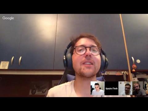 Tech Room con Tony Castano (Tekzio) #4: Speciale Evento Google - Pixel 3 e Pixel 3 XL