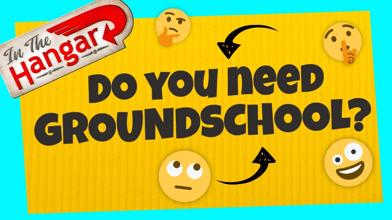 Groundschool and what you need to know - InTheHangar