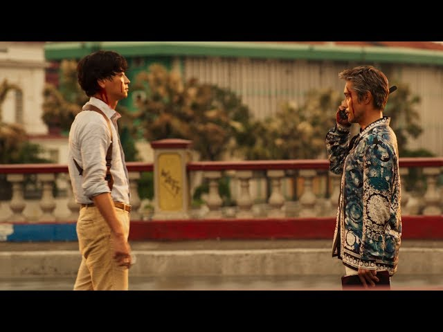 イ・ビョンホン、カン・ドンウォン、キム・ウビンら共演!映画『MASTER マスター』予告編