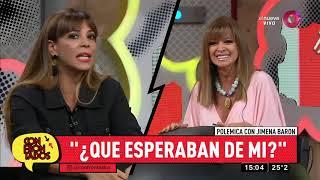 Polémica con el video navideño de Jimena Barón junto a su hijo