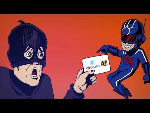 Die Super-Twins - Notruf: Karte und Online-Banking sperren - VR Bank Main-Kinzig-Büdingen