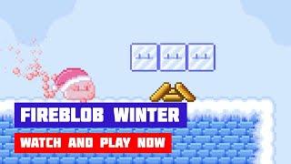 Fireblob Winter · Game · Gameplay