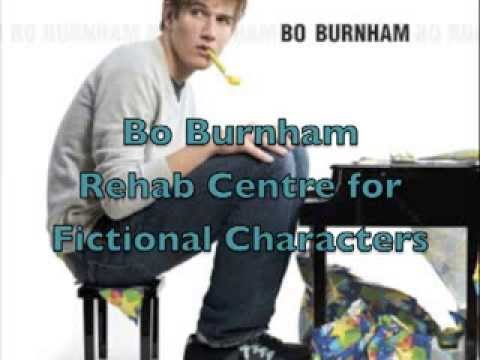 Bo Burnham - Rehab Centre for Fictional Characters