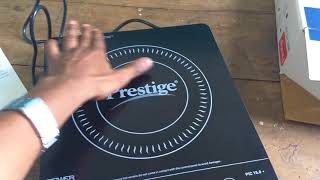 Prestige PIC 15.0+ 1900-Watt Induction Cooktop (Black) Unboxing...