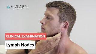 Examination of the lymph nodes - Clinical examination - A22N.com