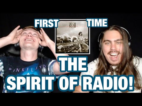 The Spirit Of Radio - Rush | College Students' FIRST TIME REACTION!