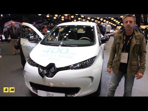 TUTTE le auto ELETTRICHE del salone di PARIGI 2016. Carrellata e considerazioni
