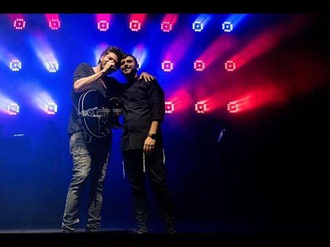 Ishay Ribo & Amir Dadon - Livhor Nahon -Live at cesaria