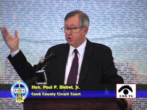 Paul P. Biebel, Jr., Presiding Judge, Criminal Division, Cook County Circuit Court
